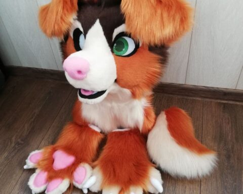 Ausi Fursuit Partial