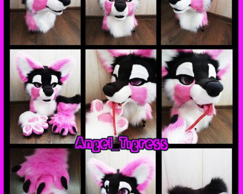 Fursuit Naughty puppy