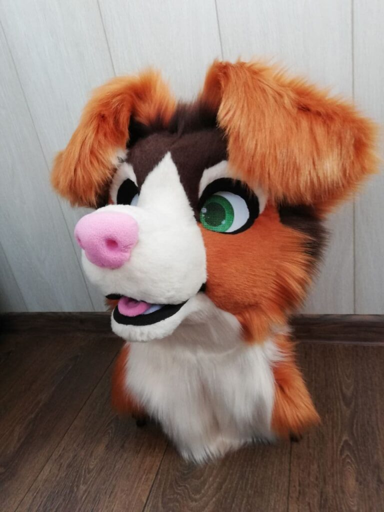 Ausi Fursuit Head