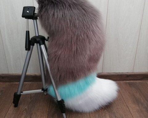 Mr. FOX Fursuit Tail