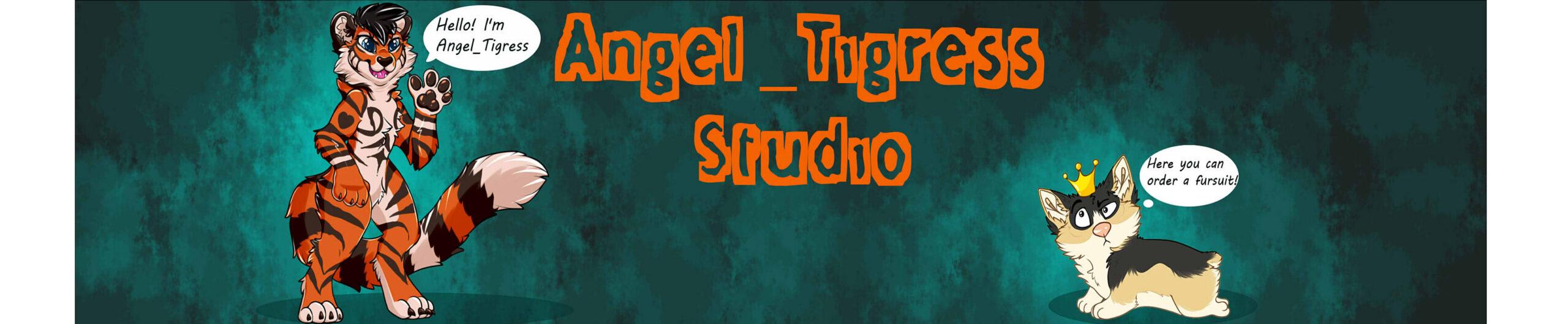 Angel Tigress Studio Order Fursuit